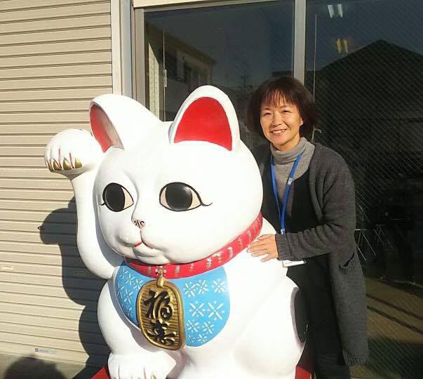 西村 良江 [Yoshie Nishimura]